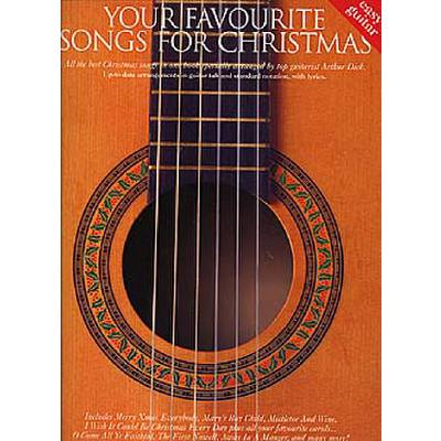 YOUR FAVOURITE SONGS FOR CHRISTMAS