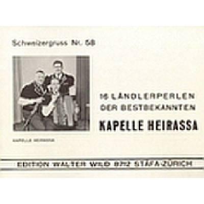 16 LAENDLERPERLEN - SCHWEIZERGRUSS 58