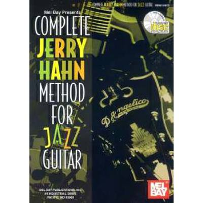 Complete Method For Jazz Guitar