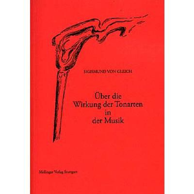 Ueber Die Wirkung Der Tonarten In Der Musik