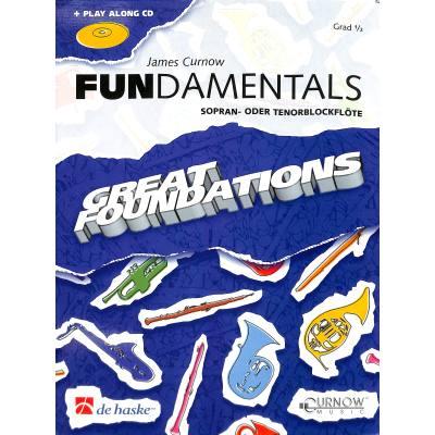 Fundamentals 8 - Great Foundations