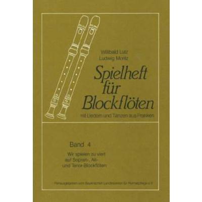 SPIELHEFT 4