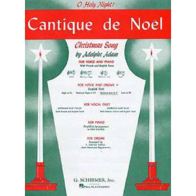 CANTIQUE DE NOEL - O HOLY NIGHT C-DUR