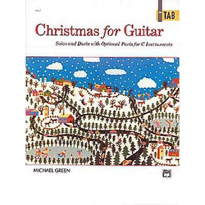 CHRISTMAS FOR GUITAR