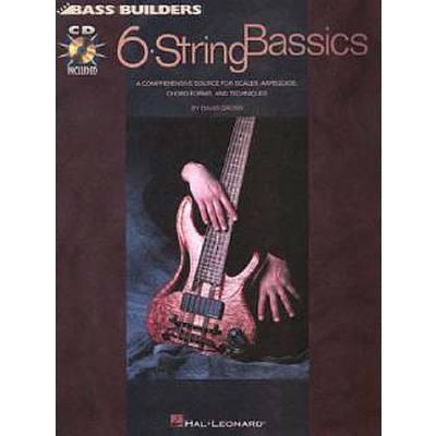 6 string bassics