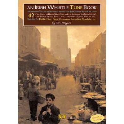 An Irish Whistle Tune Book