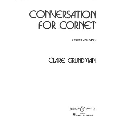 conversation-for-cornet