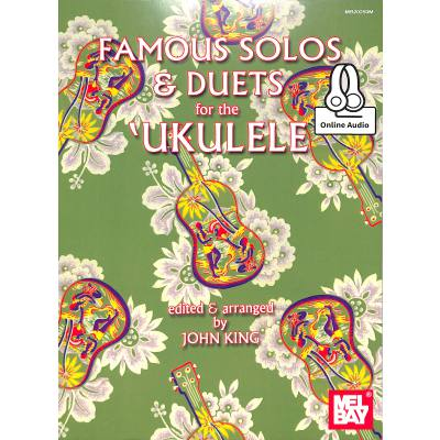 Famous Solos + Duets for the ukulele