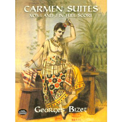 Carmen Suite 1 + 2