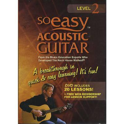 SO EASY - ACOUSTIC GUITAR 2