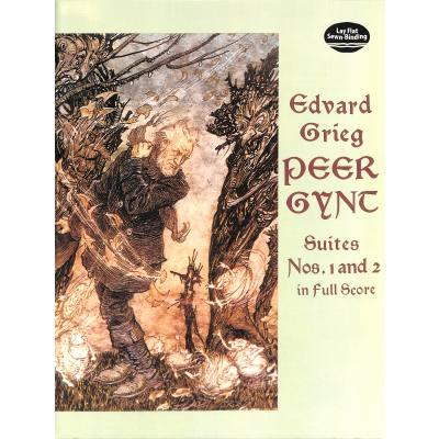 Peer Gynt Suite 1 op 46 + Peer Gynt Suite 2 op 55