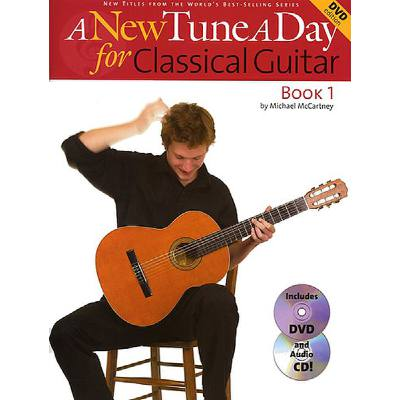 A new tune a day for classical guitar 1
