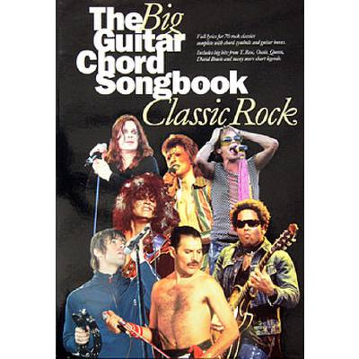CLASSIC ROCK BIG GUITAR CHORD SONGBOOK