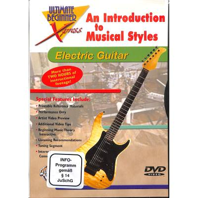 ELECTRIC GUITAR - AN INTRODUCTION TO MUSICAL ST...