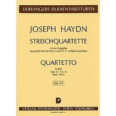 quartett-es-dur-op-64-6-hob-3-64