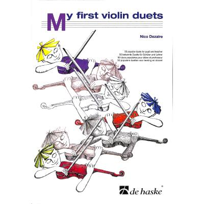 my-first-violin-duets
