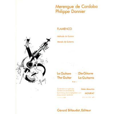 FLAMENCO - METHODE DE GUITARE
