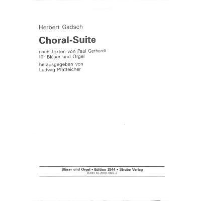 choral-suite-nach-texten-von-paul-gerhardt