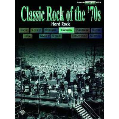 CLASSIC ROCK OF THE 70'S - HARD ROCK