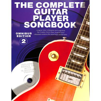 THE COMPLETE GUITAR PLAYER SONGBOOK 2 - OMNIBUS...