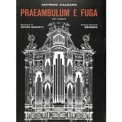 PRAEAMBULUM E FUGA