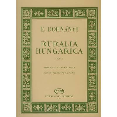 RURALIA HUNGARICA OP 32A