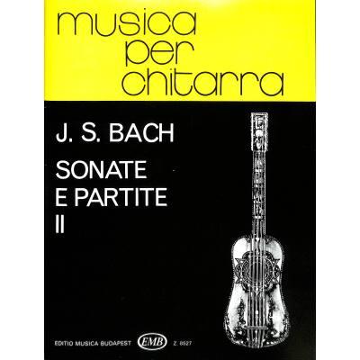 Sonate e Partite 2