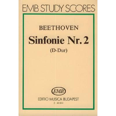 SINFONIE 2 D-DUR OP 36
