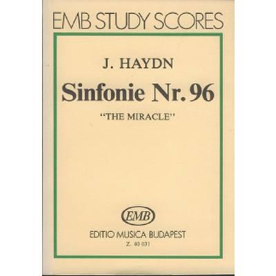 SINFONIE 96 D-DUR HOB 1/96