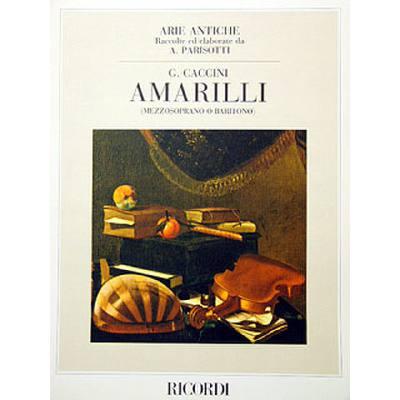 AMARILLI MIA BELLA