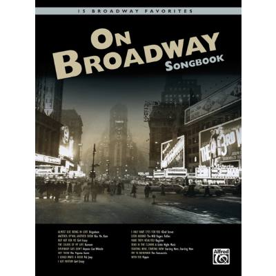 on-broadway-songbook