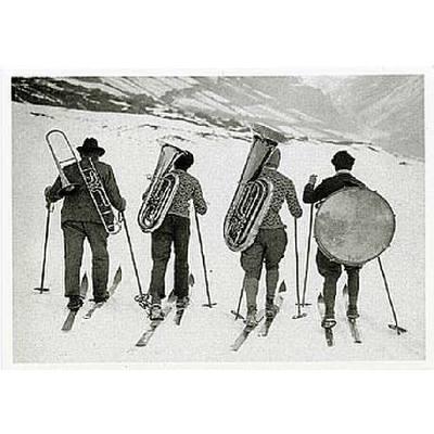 musiker-bei-ski-fahren