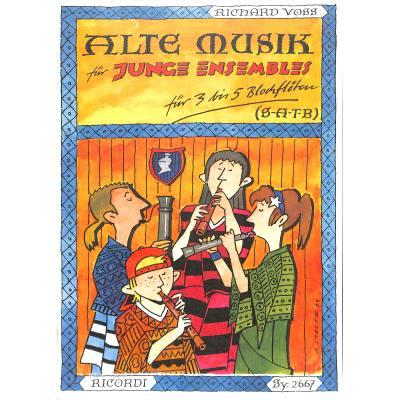 Alte Musik für junge Ensembles