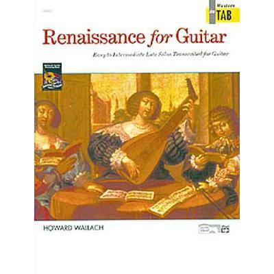 RENAISSANCE FOR GUITAR