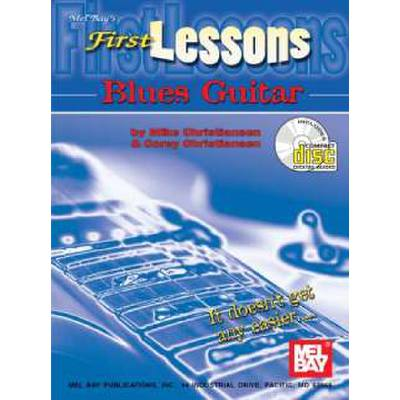 FIRST LESSONS - BLUES GUITAR
