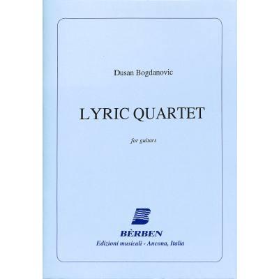 lyric-quartet