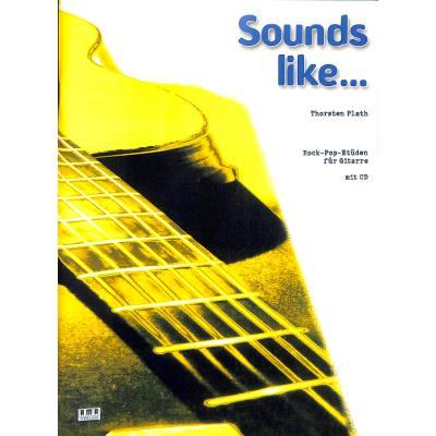 SOUNDS LIKE - ROCK POP ETUEDEN