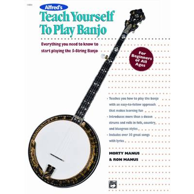 TEACH YOURSELF TO PLAY BANJO (5 SAITEN)