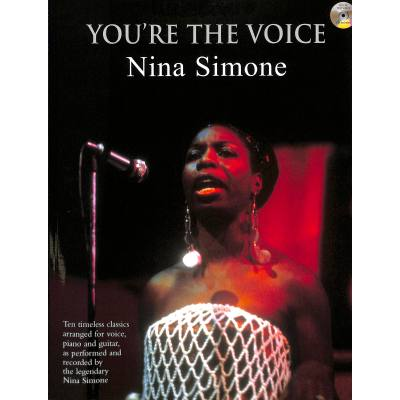 Faber Music Simone Nina - You´re The Voice + Cd Pvg jetztbilligerkaufen