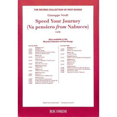 SPEED YOUR JOURNEY - broschei