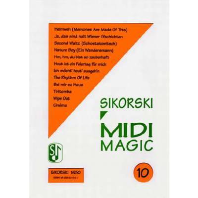 MIDI MAGIC 10