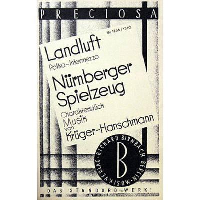 LANDLUFT + NUERNBERGER SPIELZEUG