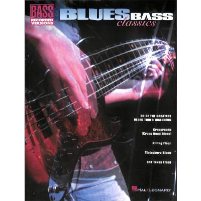 Blues bass classics