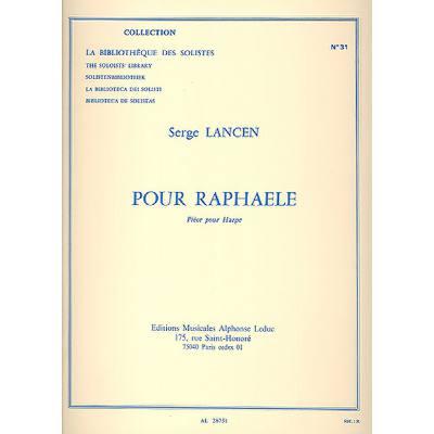 Pour Raphael