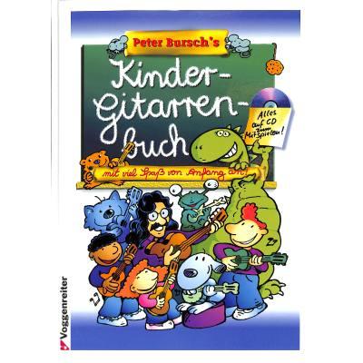 Kindergitarrenbuch