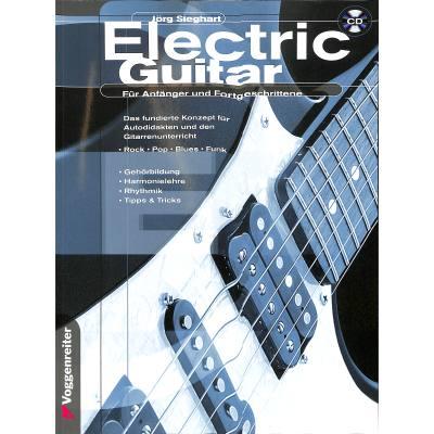 Electric Guitar - für Anfänger + Fortgeschrittene