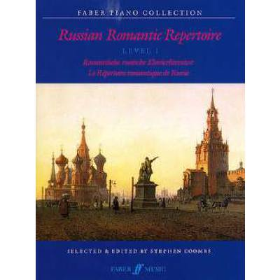 Russian romantic repertoire - level 1