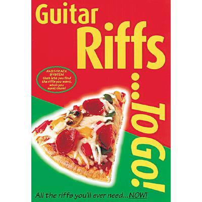 Guitar riffs to go