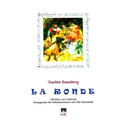 La Ronde - Volkstänze aus Frankreich