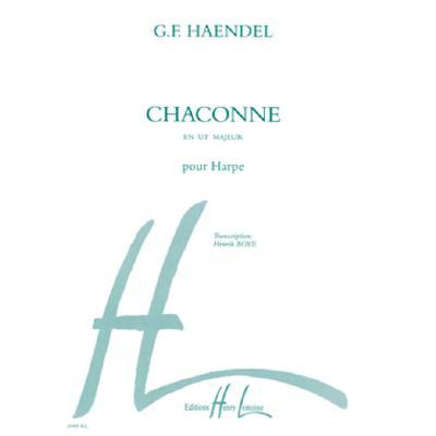 Chaconne C-Dur